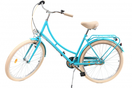 Bicicleta Oras Dhs Citadinne 2636 M Albastru 26 Inch [11]
