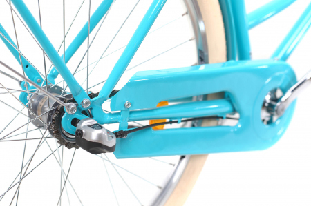 Bicicleta Oras Dhs Citadinne 2636 M Albastru 26 Inch [9]