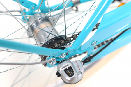 Bicicleta Oras Dhs Citadinne 2636 M Albastru 26 Inch [10]