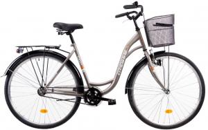 Bicicleta Oras Dhs Citadinne 2830 Xl Verde/Albastru 28 Inch1