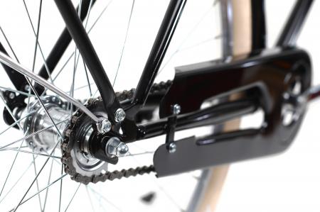 Bicicleta Oras Dhs Citadinne 2832 L Negru 28 Inch7