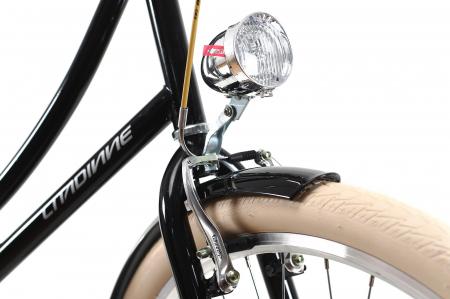 Bicicleta Oras Dhs Citadinne 2832 L Negru 28 Inch6