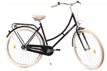 Bicicleta Oras Dhs Citadinne 2832 L Negru 28 Inch0