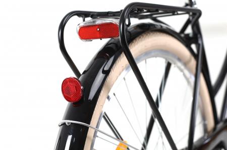 Bicicleta Oras Dhs Citadinne 2832 L Negru 28 Inch4