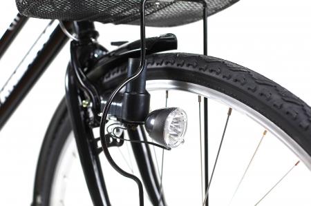 Bicicleta Oras Dhs Kreativ 2812 505Mm Maro 28 Inch6