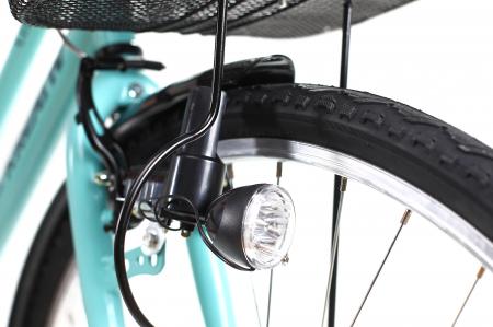 Bicicleta Oras Dhs Kreativ 2812 505Mm Maro 28 Inch11