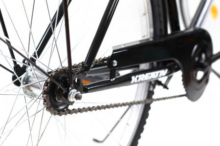 Bicicleta Oras Dhs Kreativ 2812 505Mm Maro 28 Inch4
