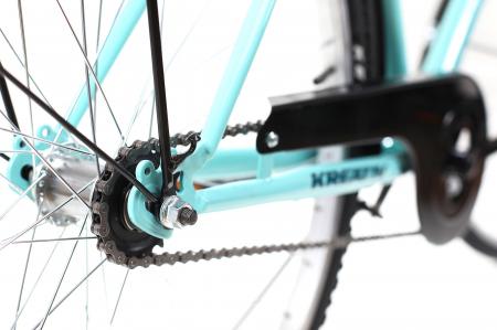 Bicicleta Oras Dhs Kreativ 2812 505Mm Maro 28 Inch10