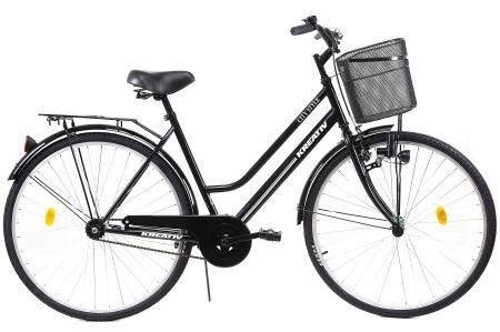 Bicicleta Oras Dhs Kreativ 2812 505Mm Maro 28 Inch0