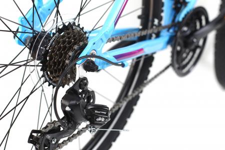 Bicicleta Mtb Dhs Terrana 2622 M Violet 26 Inch5