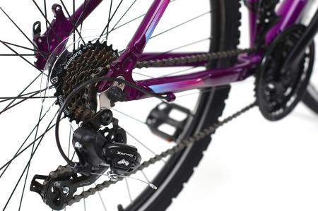 Bicicleta Mtb Dhs Terrana 2622 M Violet 26 Inch2