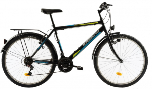 Bicicleta Oras Kreativ 2613 M Gri/Verde 26 Inch1