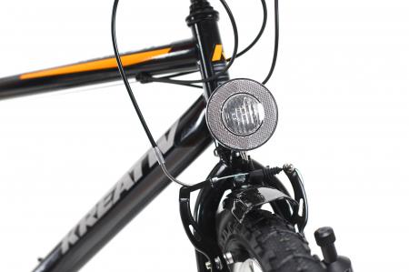 Bicicleta Oras Kreativ 2613 Negru M 26 Inch4