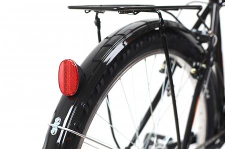 Bicicleta Oras Kreativ 2613 Negru M 26 Inch1