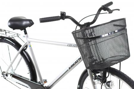 Bicicleta Oras Kreativ 2811 L Argintiu 28 Inch [4]