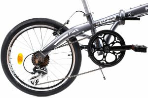Bicicleta Pliabila Supra Folding 20 Inch15