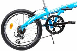Bicicleta Pliabila Supra Folding 20 Inch6