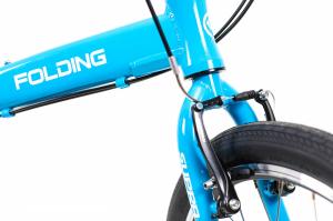 Bicicleta Pliabila Supra Folding 20 Inch4