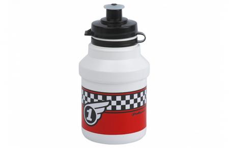 Bidon Apa Polisport 350Ml Birdy/Race Cu Clip-On + Suport - Polisport Race1
