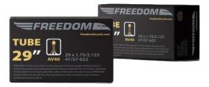 Camera bicicleta Freedom 29 x 1.75-2.125, valva Auto AV400
