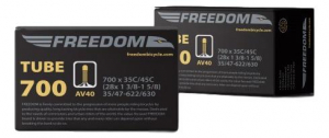 Camera bicicleta Freedom 700 x 35C-45C (28x 1.5/8 – 1.3/8), valva Auto AV400