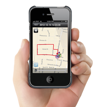 Carcasa Husa Topeak Ridecase Iphone 4, Carbon-Nylon, reglabila, neagra8