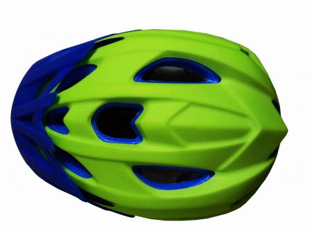 Casca Mtb Haven Ixoniss Verde/Albastru2