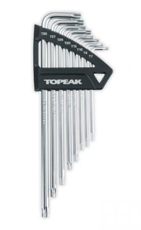 Cheie Torx Topeak, Tps-Sp05 - Negru-Argintiu [0]
