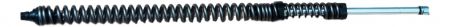 Coil Spring/Shaft Assy, X-Firm Black 150Mm - 2011 Sektor (Requires Top Cap Kit - Sektor) [0]