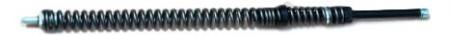 Coil Spring U-Turn/Shaft/Top Cap Assy, X-Firm Black 140Mm - 2011 Sektor0