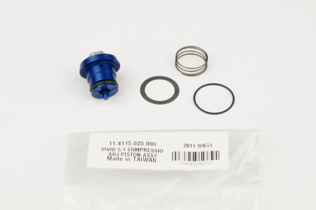 Compression Adjust Piston Assy (Assembled) - 2009-2011 Vivid/Vivid Air 5.1 /R2C1