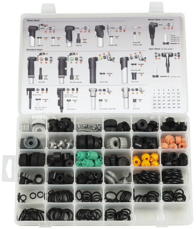 Cutie Service Pompe Rebuild Kits Ii, tacklebox, garnituri si consumabile service pt refacere generala pompe [0]