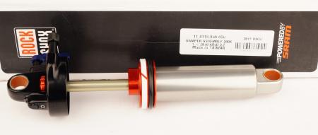 Damper Assembly, 200Mmx51Mm - 2010-2012 Ario 3.2 [1]