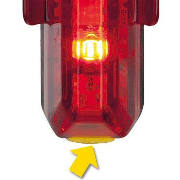 Far Spate Topeak Redlite Aero - Rosu [1]