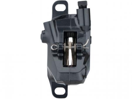 Frana disc hidraulica Shimano Deore M6100, dreapta-spate, J-kit pt routing intern [5]