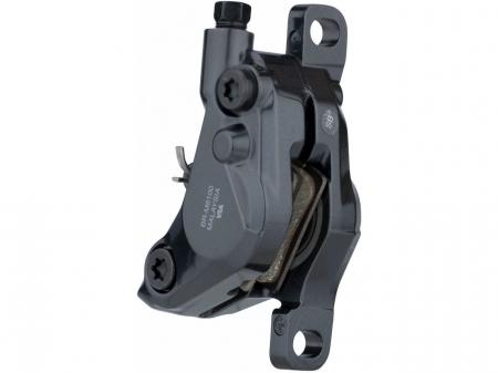 Frana disc hidraulica Shimano Deore M6100, dreapta-spate, J-kit pt routing intern [6]