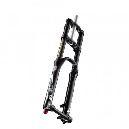 Furca Bicicleta Rockshox Boxxer W.C. 26 Inch, SoloAir200, brate35negre, Charger,Reb,Compr, MaxleDH20, Disc PM, neagra2