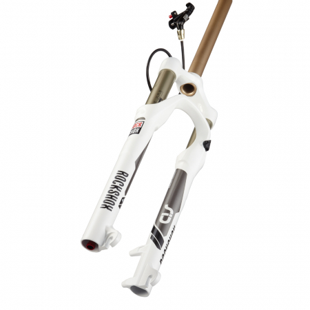 Furca Bicicleta Rockshox Sid Xx - Solo Air `13, X-Remote Drpt, PM, QR9, alba3