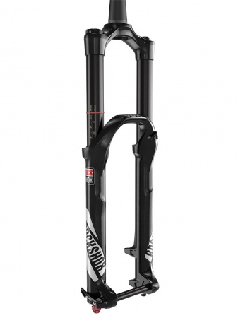 Furca Bicicleta Rockshox Yari Rc Solo Air , 27.5 Inch Cursa 130Mm  - incl.service kit0