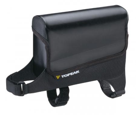 Geanta-Borseta Cadru Topeak Tri Drybag, complet rezistenta apa, prindere curele cadru fata [0]