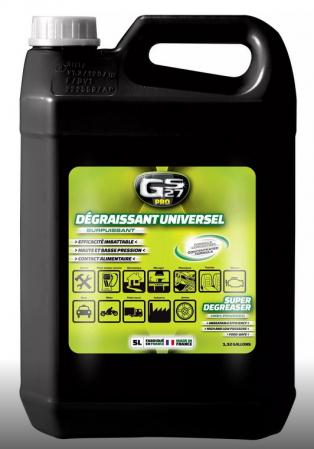 Gs27 Degresant Detergent Universal Gs27 - Super Degreaser1