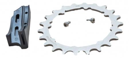 Hammerschmidt Chain Ring / Guide 22T Kit [0]