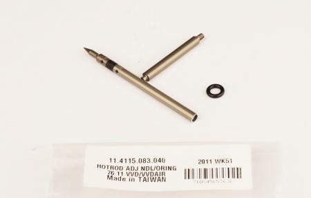 Hot Rod Adjuster Needle & O-Ring (240X76) - 2011 Vivid/Vivid Air [1]