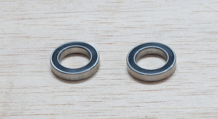 Hub Bearings Front Pair S40/S60/S801
