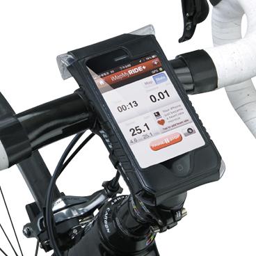 Husa Ghidon Topeak Smartphone Drybag Iphone 4 [3]