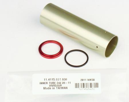 Inner Tube/Rings, Shock Body (240Mm) - 2009-2011 Vivid/Vivid Air1