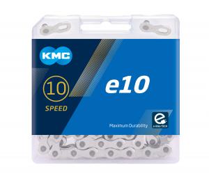 Lant KMC E10 Turbo, 136 zale, argintiu [0]