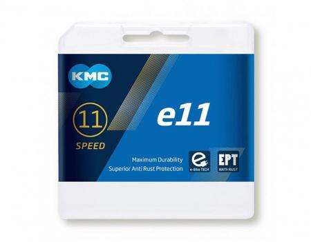 Lant KMC E11 Turbo, 136zale, argintiu2