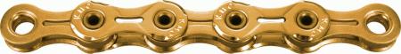 Lant KMC X11 Gold, 118 zale, Auriu [1]