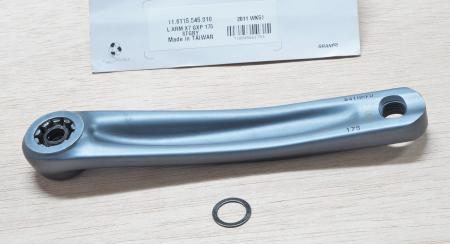 Left Arm X7 3.3 Gxp 175 Storm Grey1